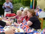 Diamond Jubilee in Avoncliff