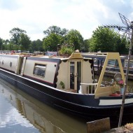 SOLD - 50ft Narrowboat